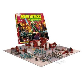 Mantic Mars Attacks: The Miniatures Game