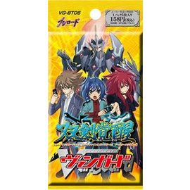 Bushiroad Awakening of Twin Blades Booster Pack