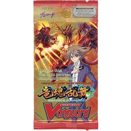Bushiroad Onslaught of Dragon Souls Booster Pack