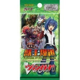 Bushiroad Rampage of the Beast King Booster Pack