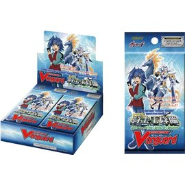 Bushiroad Descent of the King of Knights Booster Box