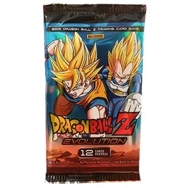 Panini Dragon Ball Z Evolution (2015) Booster Pack