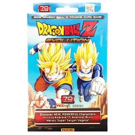 Panini Dragon Ball Z Evolution Starter Deck