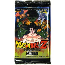 Panini Dragon Ball Z Movie Collection Booster Pack