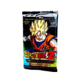 Panini Heroes & Villains Booster Pack
