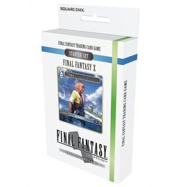 Square Enix Final Fantasy TCG - FF10 Starter Deck