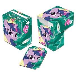 Ultra Pro My Little Pony Twilight Sparkle Full View Deck Box