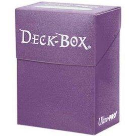 Ultra Pro Ultra Pro Purple Deck Box