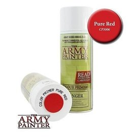 Army Painter Army Painter - Primer - Pure Red