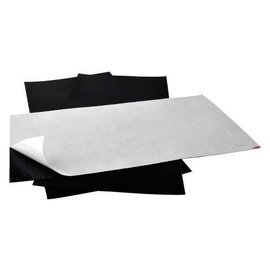 "GaleForce Nine GFB010 Rubber Steel Sheets (5""x8"")"