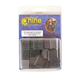 GaleForce Nine Magnetic Bases 20mm Square