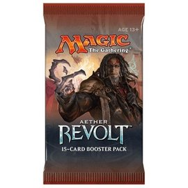 Wizards of the Coast Aether Revolt Booster Pack