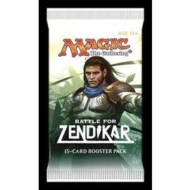 Wizards of the Coast Battle for Zendikar Booster Pack