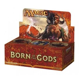 Wizards of the Coast Born of the Gods Booster Box - Japanese