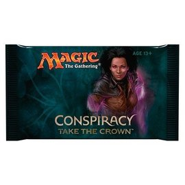 Wizards of the Coast Conspiracy: Take the Crown Booster Pack