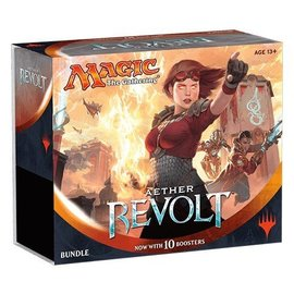 Wizards of the Coast Aether Revolt Bundle