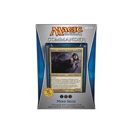 Wizards of the Coast Commander 2013: Mind Seize - Japanese