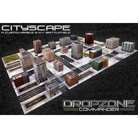 Hawk Wargames Dropzone Commander Cityscape