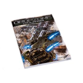 Hawk Wargames Dropzone Commander Core Rulebook