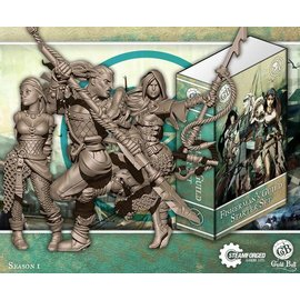 Steamforged Games Fisherman Starter Set (Shark, Siren, Angel)