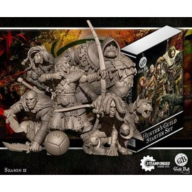 Steamforged Games Hunter's Guild Starter Set