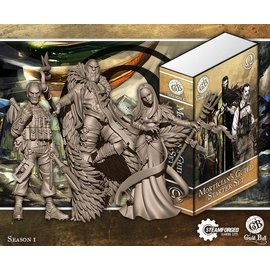 Steamforged Games Mortician Starter Set (Obulus, Cosset, Graves)