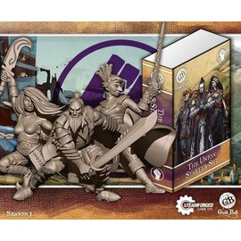 Steamforged Games Union Starter Set (Blackheart, Gutter & Decimate)