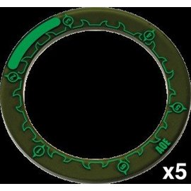 Privateer Press Hordes - 3'' Area of Effect Ring Markers