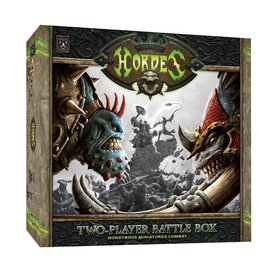 Privateer Press Hordes: Two-Player Battlegroup Box (MK III)