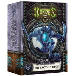 Privateer Press Hordes - Legion of Everblight - Faction Deck (MKIII)