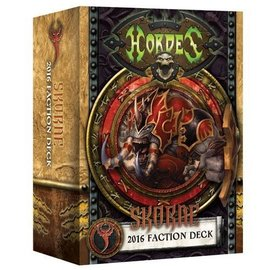Privateer Press Hordes - Skorne - Faction Deck (MKIII)
