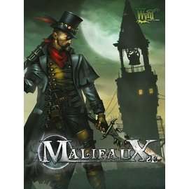 Wyrd Malifaux - 2nd Edition Rule Book