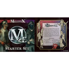 Wyrd Malifaux 2nd Edition Starter Set