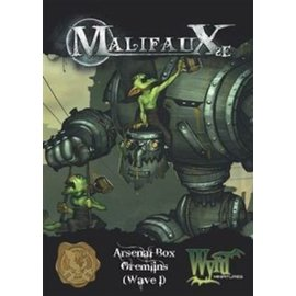 Wyrd Malifaux: Gremlin Arsenal Box