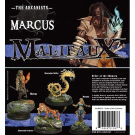 Wyrd Order of the Chimera - Marcus Box Set