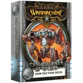 Privateer Press Warmachine - Convergence of Cyriss - Faction Deck (MKIII)