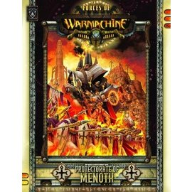 Privateer Press Forces Of Warmachine Protectorate Of Menoth Sc