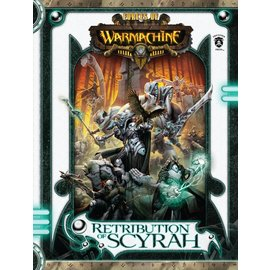 Privateer Press Forces of Warmachine Retribution Of Scyrah Softcover
