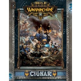 Privateer Press Forces of Warmachine: Cygnar SC