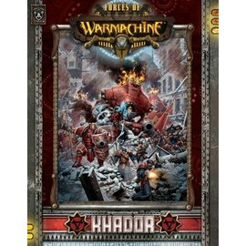 Privateer Press Forces of Warmachine: Khador SC
