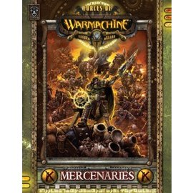 Privateer Press Forces of Warmachine: Mercenaries SC