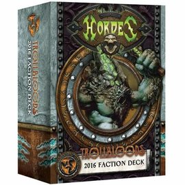 Privateer Press Hordes - Trollblood - Faction Deck (MK III)