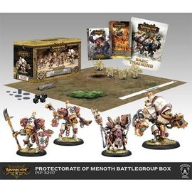 Privateer Press Warmachine - Protectorate of Menoth - Battlegroup Starter (MKIII)