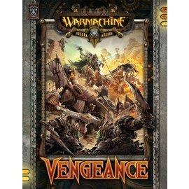 Privateer Press Warmachine: Vengeance Softcover