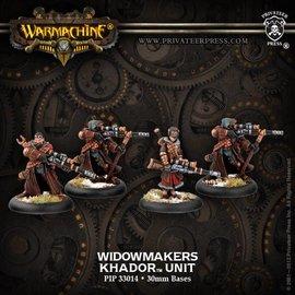 Privateer Press Warmachine - Khador - Widowmakers