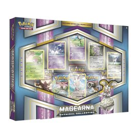 Pokemon International Pokemon Mythical Collection Volcanion / Magearna