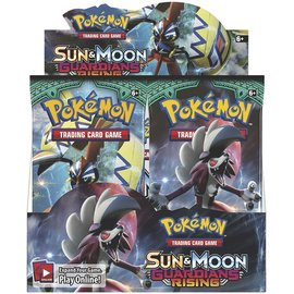 Pokemon International Pokemon Sun & Moon: Guardians Rising Booster Pack