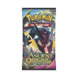 Pokemon International Pokemon XY Ancient Origins Booster Pack