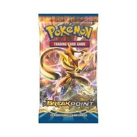Pokemon International Pokemon XY BREAKPoint Booster Pack