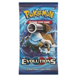 Pokemon International Pokemon XY Evolutions Booster Pack